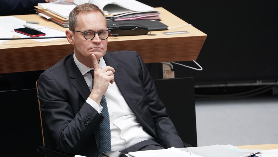 Bürgermeister Müller beleidigt? Wohnung einer Berlinerin rechtswidrig durchsucht