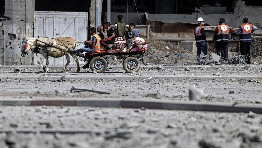 Medienberichte: Gazastreifen ab Sonntag ohne Strom?