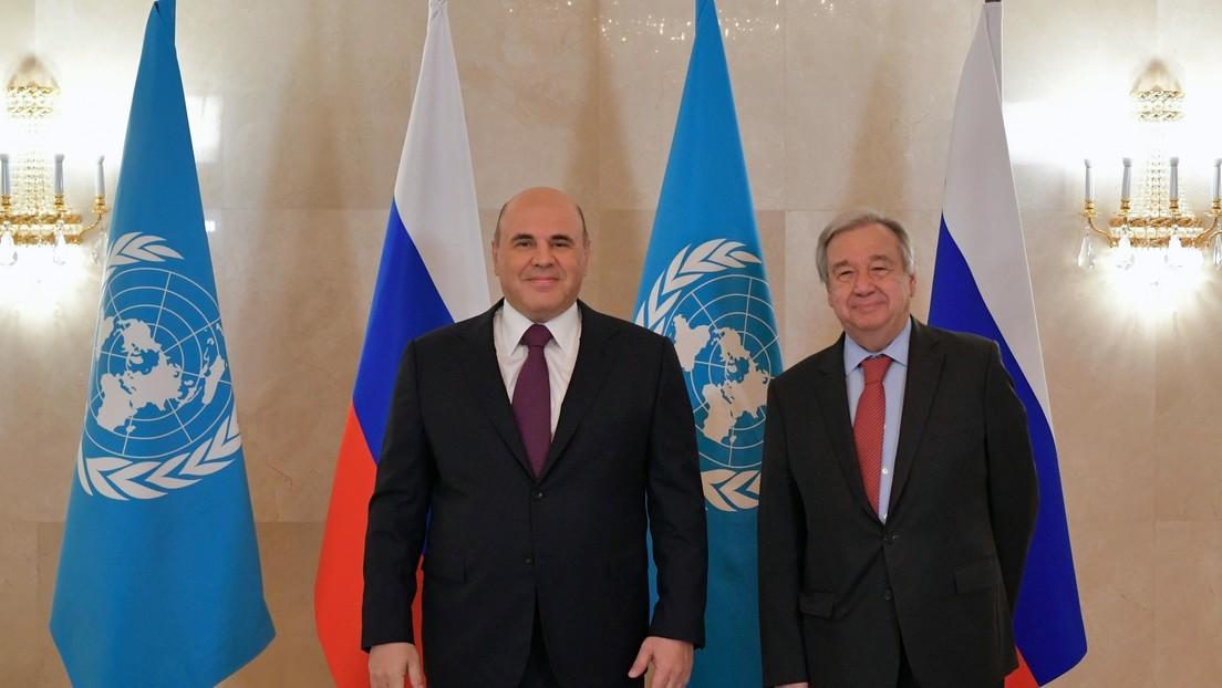 Russlands Appell an die UN: Protektionismus eindämmen, einseitigen Sanktionen widerstehen