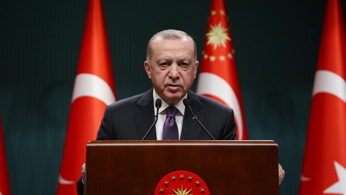 """Erdoğan nennt Israel """"terroristisch"""" und verkündet Unterstützung für Palästinenser"""