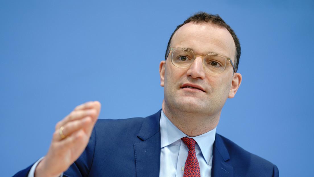 Medienbericht: Spahn stellt intern Plan für Lockdown-Exit vor