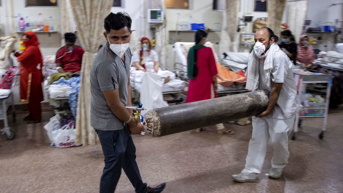 Profitmacherei bei Corona-Hilfe? Peking widerspricht indischen Medien
