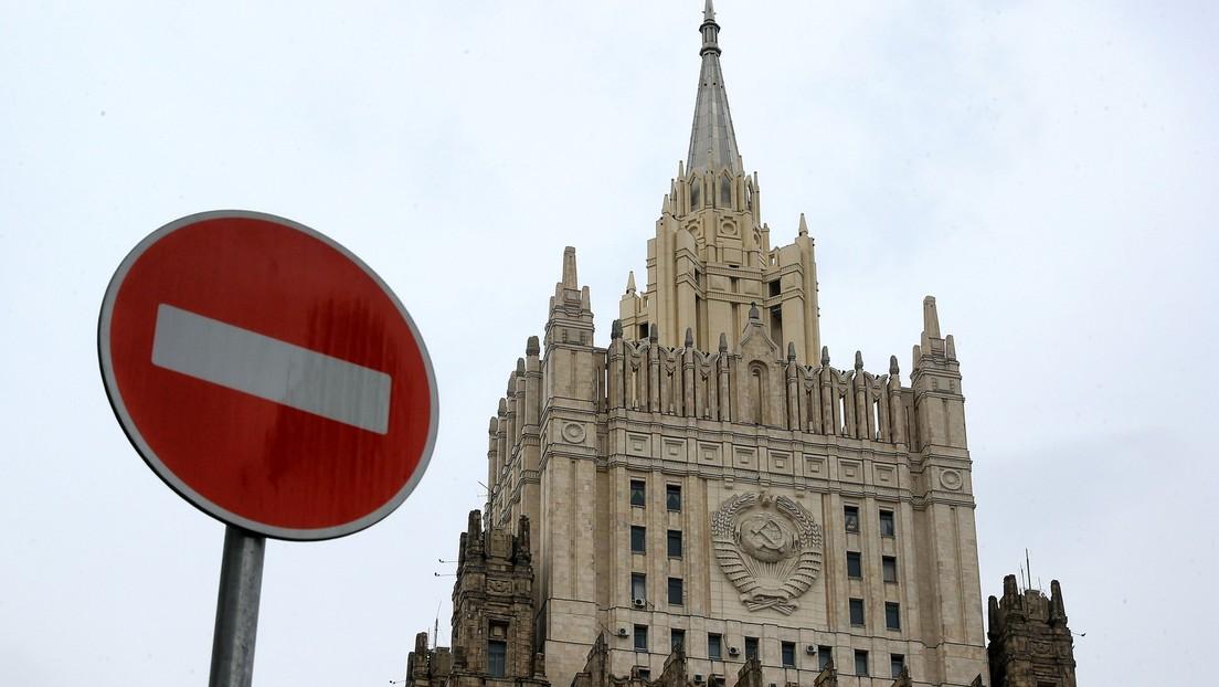 """Russische Regierung verabschiedet Liste """"unfreundlicher Staaten"""""""