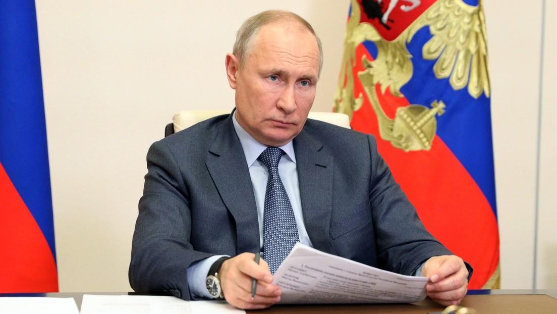 Putin: Politische Säuberungen in der Ukraine mit westlicher Unterstützung