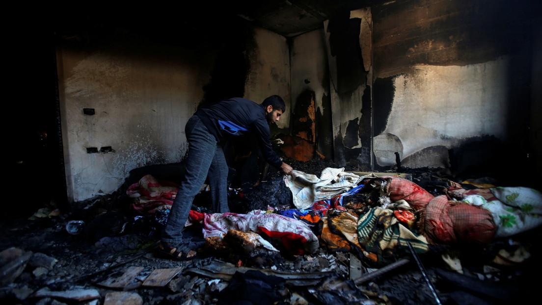 Berichte: Sechs Kinder und zwei Frauen sterben bei Israels Luftangriff auf Flüchtlingslager in Gaza