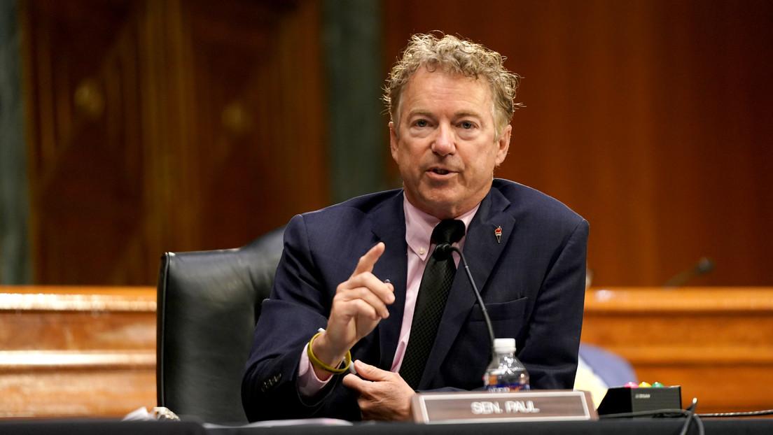 """US-Senator Rand Paul: """"Kleiner Diktator"""" Fauci """"handelt jeden Tag wie ein Ignorant"""""""