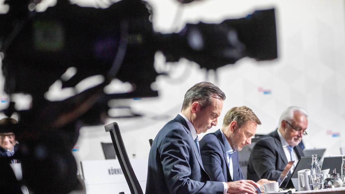 FDP für Reform von ARD und ZDF sowie niedrigere Gebühren – Journalistenverband DJV empört