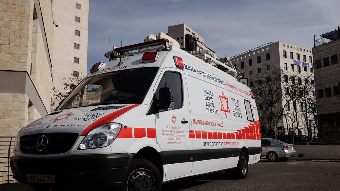 Israel: Über hundert Verletzte und mehrere Tote durch einstürzende Tribüne in Synagoge