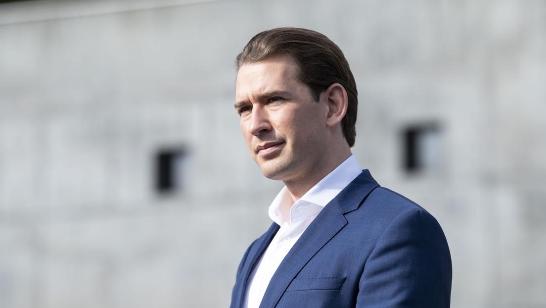 Österreichs Bundeskanzler Kurz will auch im Fall einer Anklage im Amt bleiben