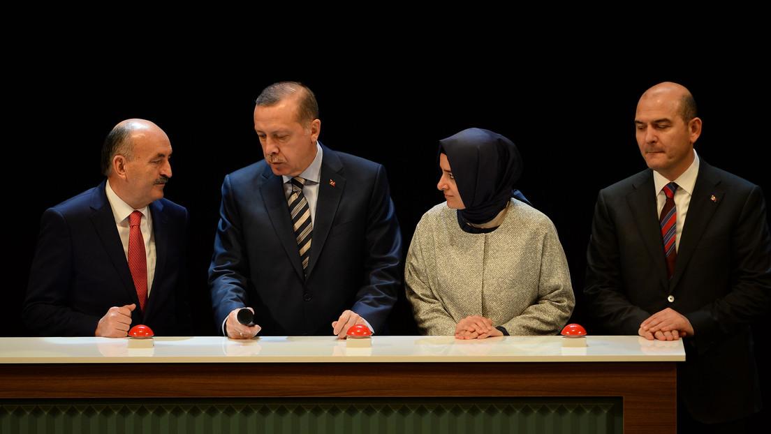 """""""Ist die Türkei ein Mafia-Staat?"""": Erdoğan-Regierung unterhält Kontakte zu kriminellem Netzwerk"""