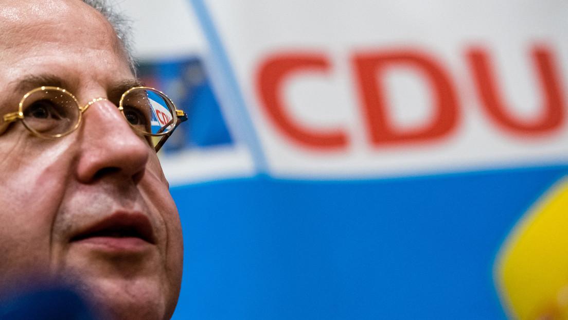 """""""Aluhut und Selbstradikalisierung"""" – Streit um Hans-Georg Maaßen geht in der CDU weiter"""