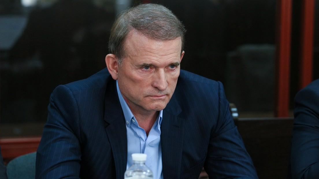 Kreml lehnt Kiews Idee über Austausch Medwedtschuks gegen verurteilte Ukrainer ab