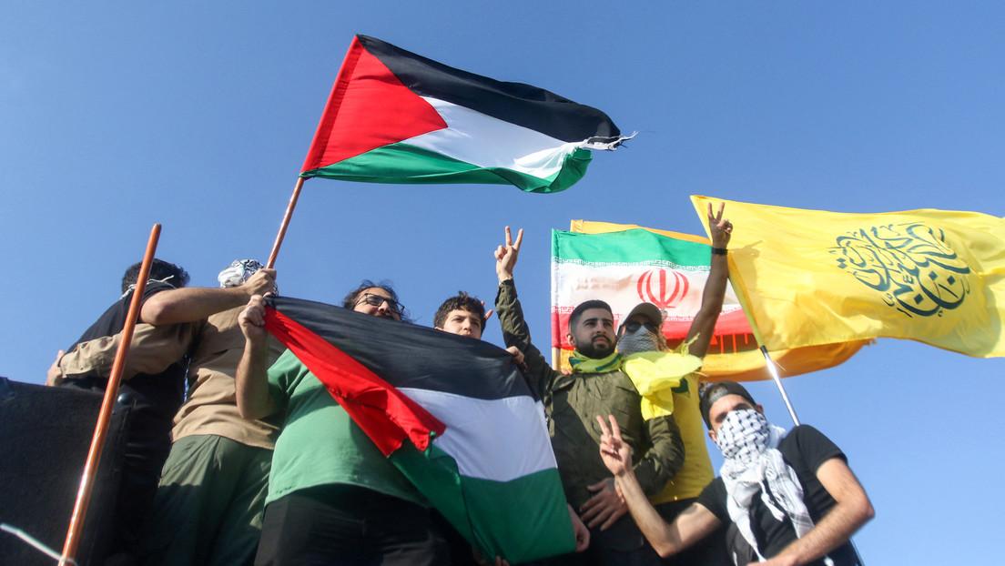 Gaza-Konflikt: Israel schießt Granaten auf Stellungen im Südlibanon