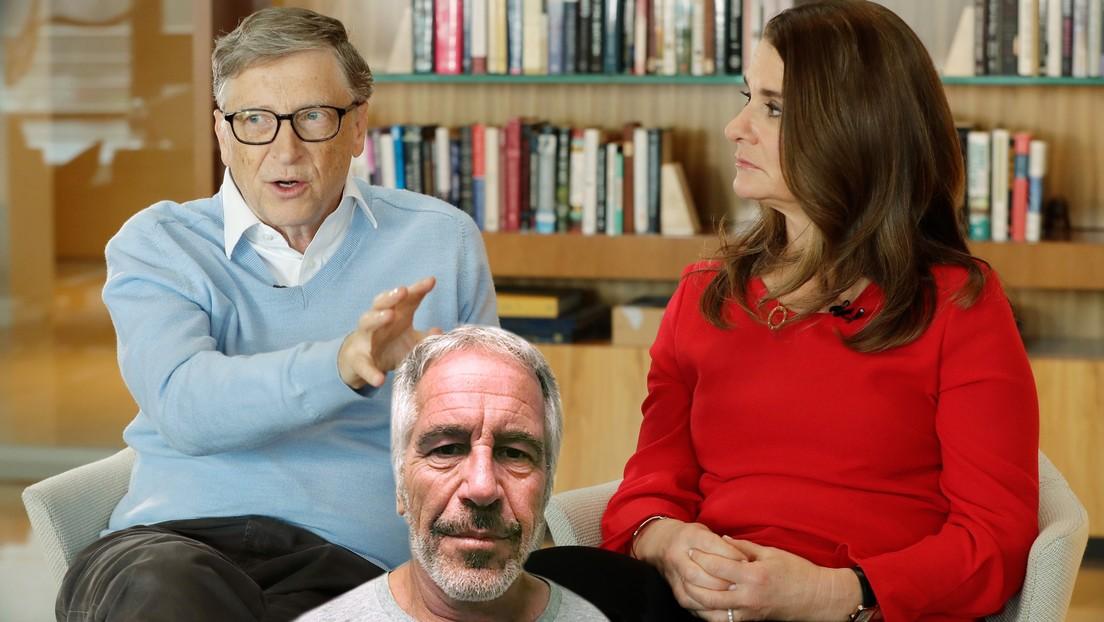 """War Jeffrey Epstein """"Ehetröster"""" für Bill Gates?"""