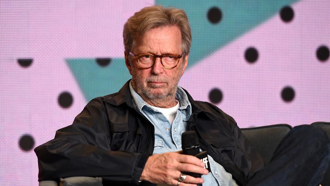"""""""Wo sind die Rebellen hin?"""" Eric Clapton über seine """"katastrophale"""" Corona-Impfung"""