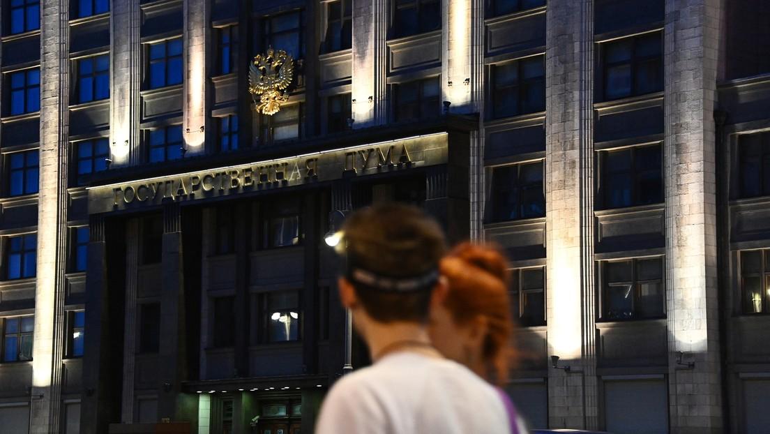Russland: Duma will Wählbarkeit für Kandidaten aus extremistischen Organisationen verbieten