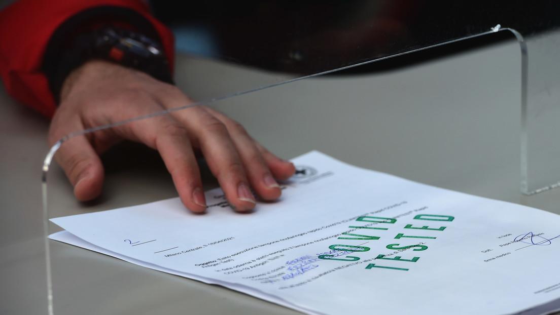 Großbritannien: Zahl der gefälschten COVID-19-Testzertifikate steigt