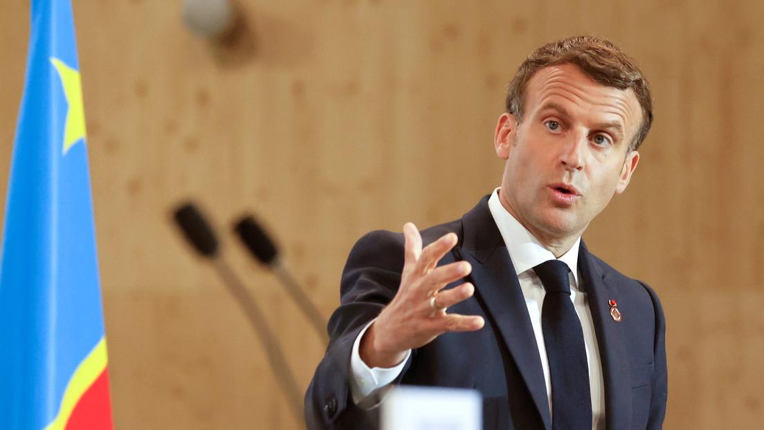 Hilfskonferenz in Paris: Macron will 100 Milliarden Euro für Afrika