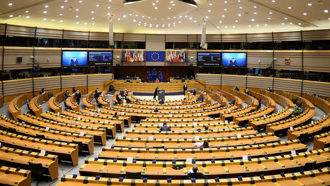 """Bericht des EU-Parlaments fordert """"Regimewechsel"""" in Russland"""