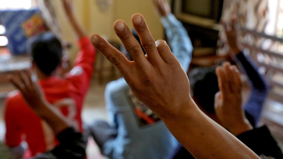 Myanmar: 15.000 Flüchtlinge fliehen vor gewaltsamen Zusammenstößen nach Indien