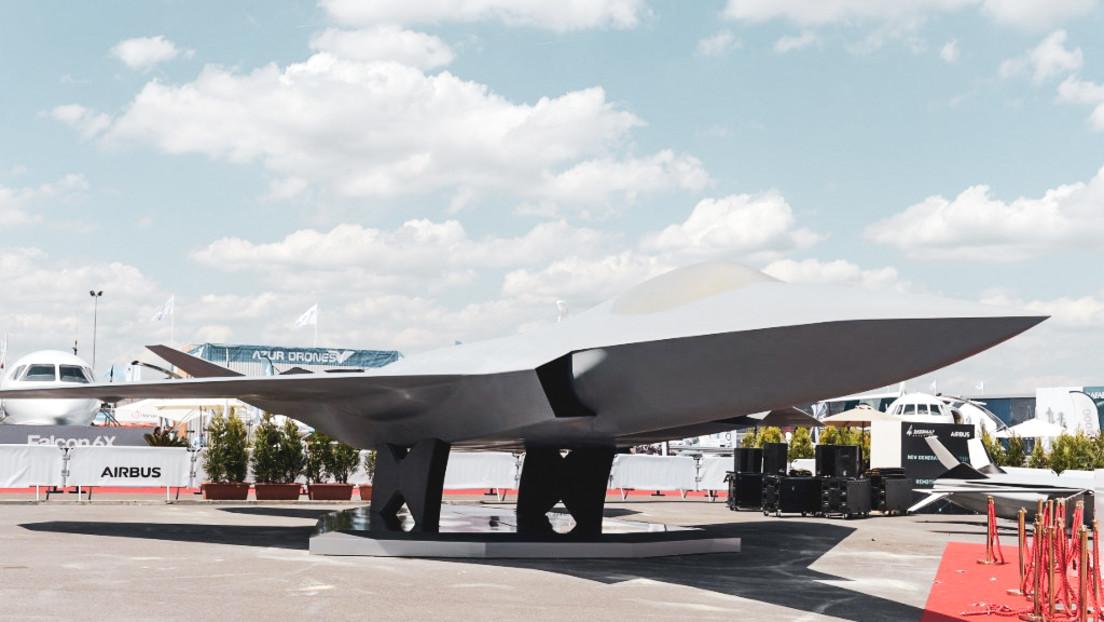 Grundsatzeinigung bei europäischem Luftkampfsystem FCAS