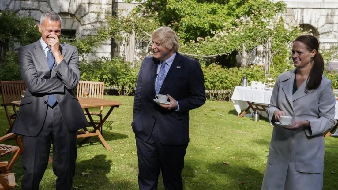 """""""Mangelnder Respekt"""" – Krankenschwester kündigt, die Boris Johnson gesund gepflegt hatte"""