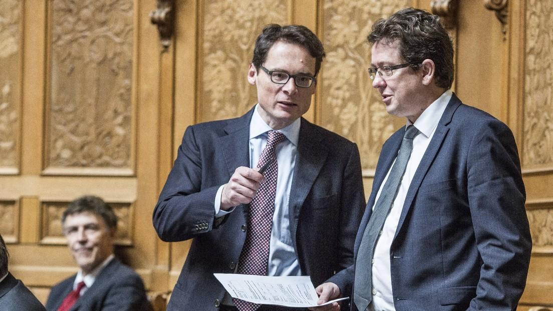 Abstimmung über Corona-Gesetz in der Schweiz: Gegner sehen das Volk übergangen