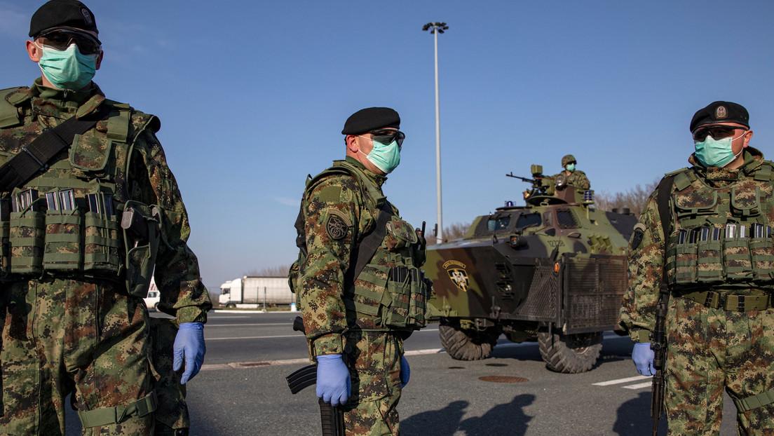 Serbien: Stabschef ordnet Impfplicht für Armee an – Gewerkschaft sieht Diskriminierung