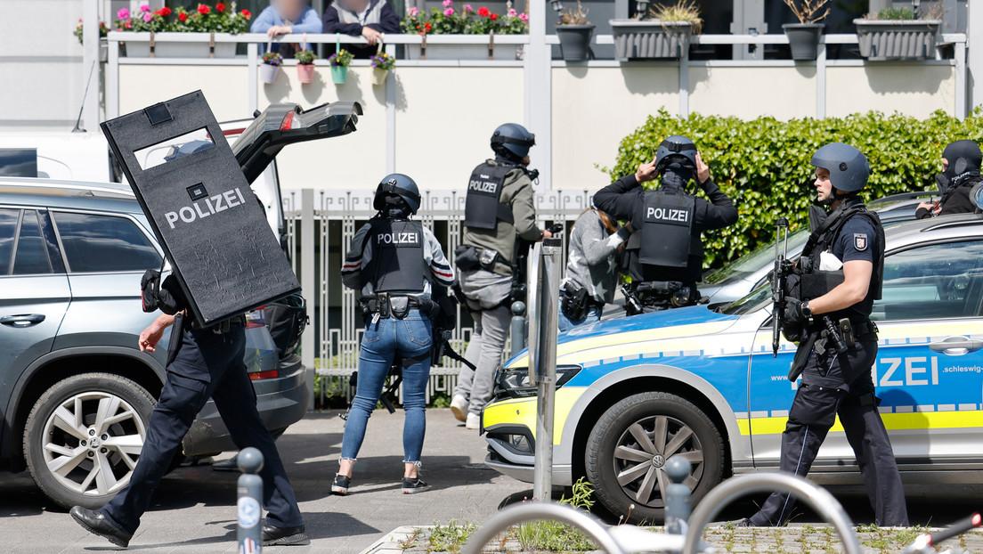 Verdacht auf Amoklauf: Bisher zwei Tote bestätigt - Brauereiviertel in Kiel abgeriegelt