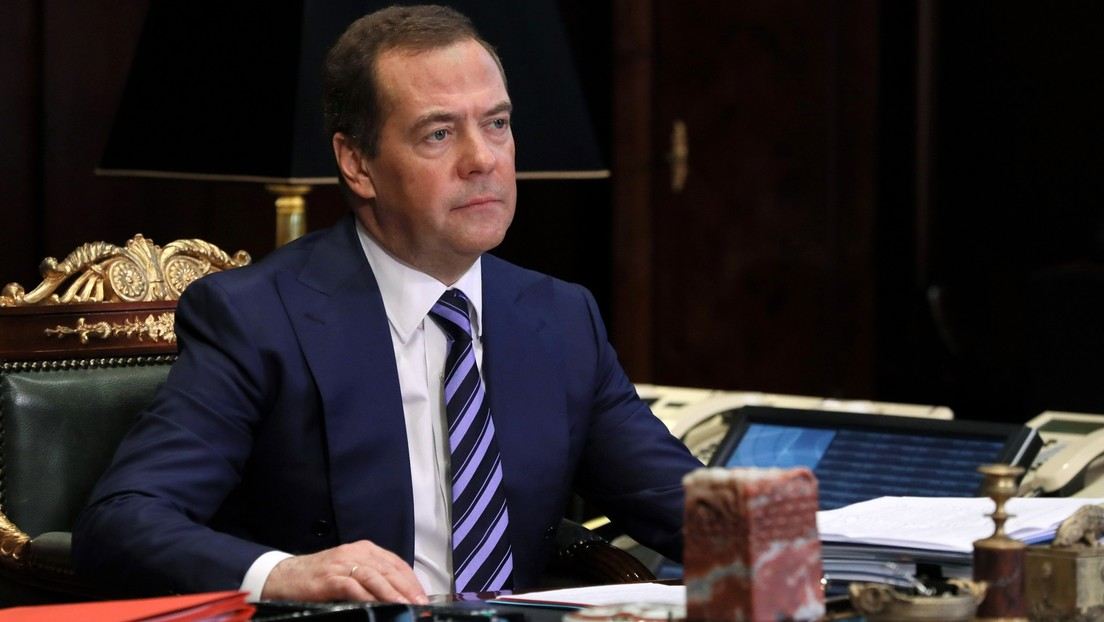Russischer Ex-Präsident Medwedew: Apokalyptische Pandemieszenarien sind nicht eingetroffen