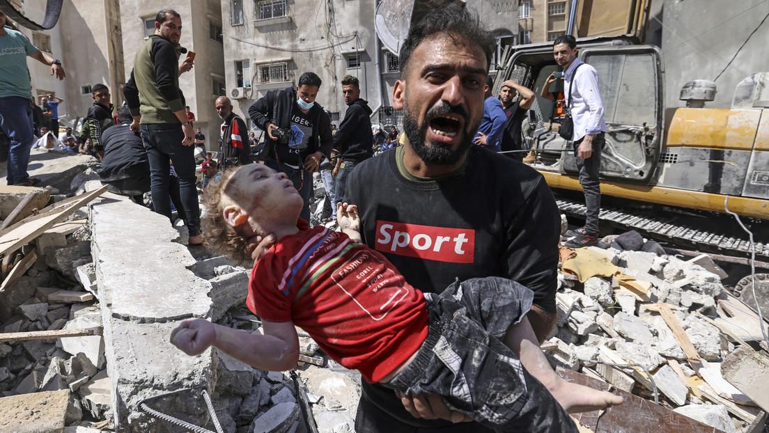 Moskau warnt Israel: Russland wird keine weiteren zivilen Opfer in Gaza tolerieren