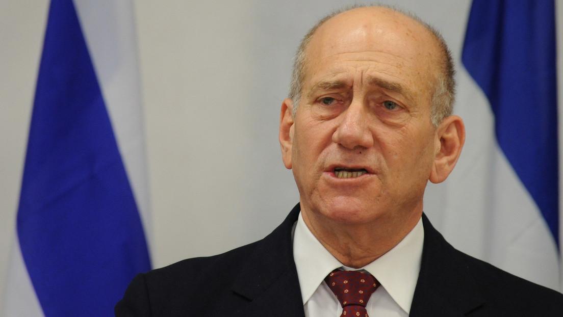 Ehemaliger Ministerpräsident Israels Olmert im Interview mit RT: Israel verteidigt seine Bürger