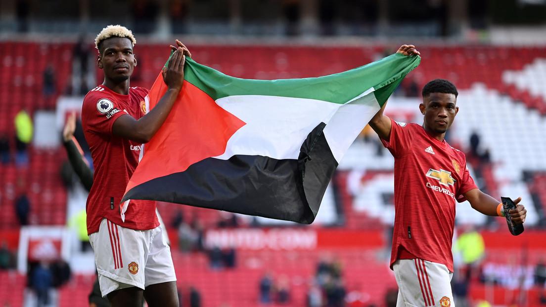 Israel-Palästina-Konflikt polarisiert auch die Fußball-Welt