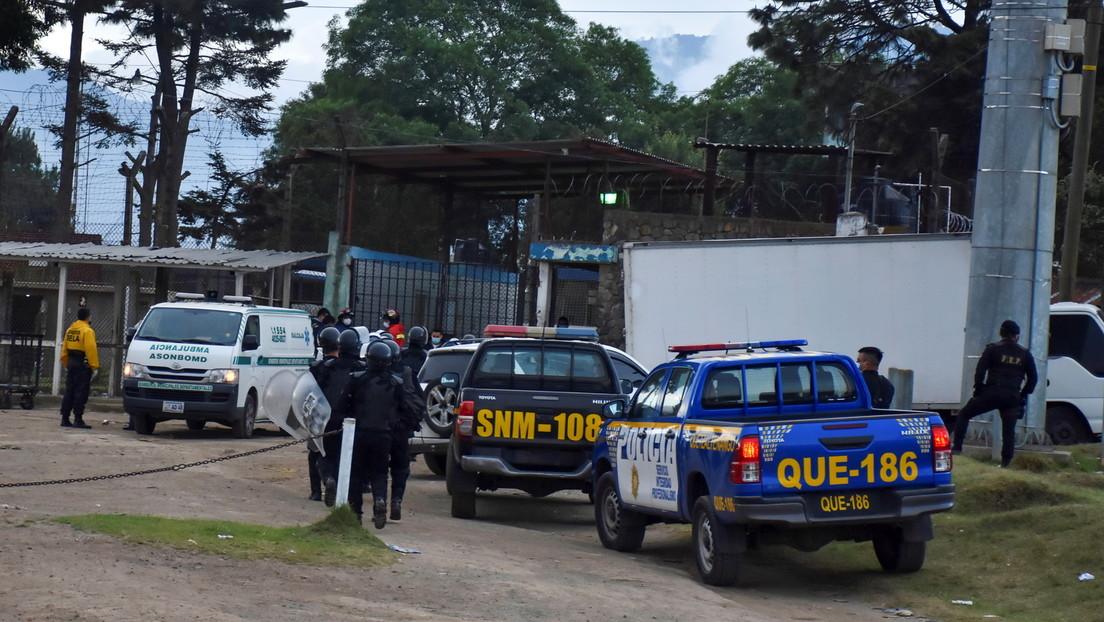 Mehrere Tote, Enthauptete und Verstümmelte bei Gefangenenmeuterei in Guatemala