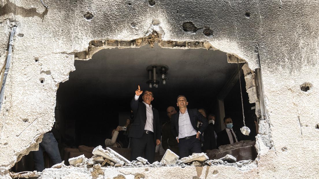 Bundesaußenminister Heiko Maas in Israel: Solidaritätsbekundung statt Vermittlungsbemühung