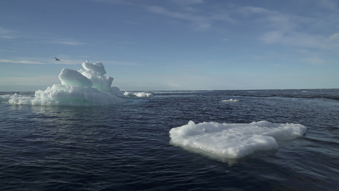 "Konflikt mit Russland: ""Klimawandel"" legt potenzielle Handelsrouten in Arktis frei"