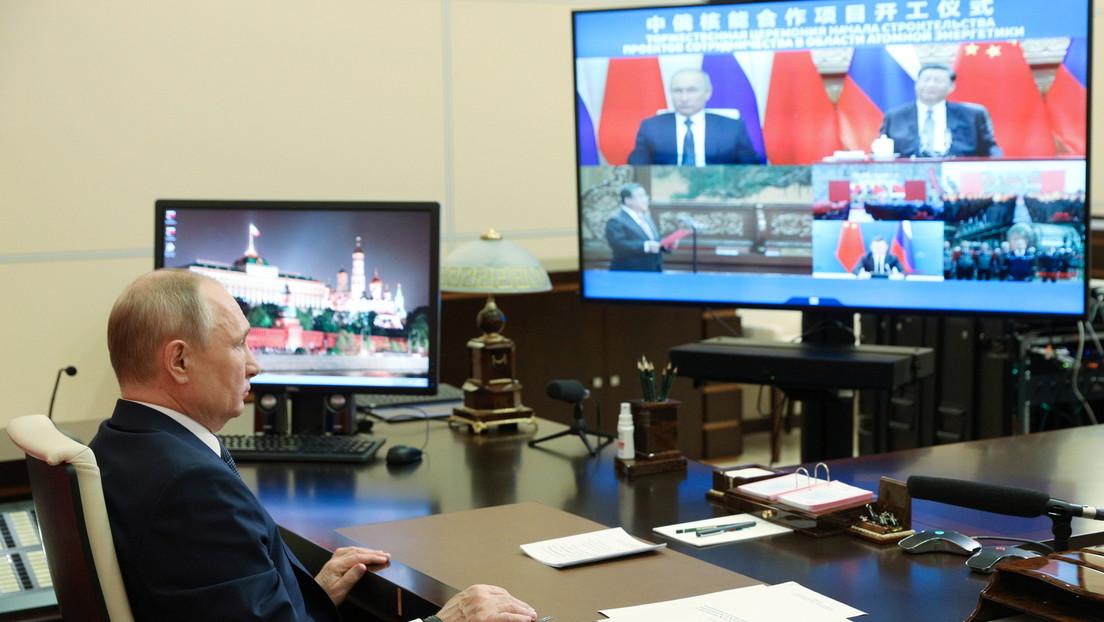 Russland und China vereinbaren Ausbau des gemeinsamen Kernenergieprojekts