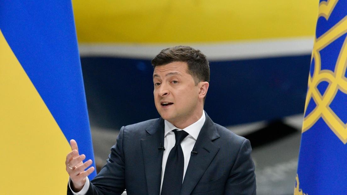 Ukrainischer Präsident Selenskij schließt Referendum zur Lösung des Ostukraine-Konflikts nicht aus