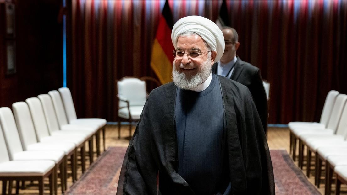 Iranischer Präsident Rohani deutet baldige Einigung im Atomstreit an