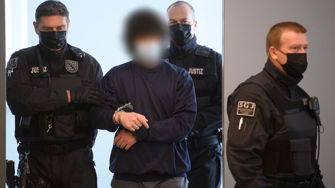 Tödlicher Messerangriff in Dresden: Lebenslange Haft für islamistischen Gefährder