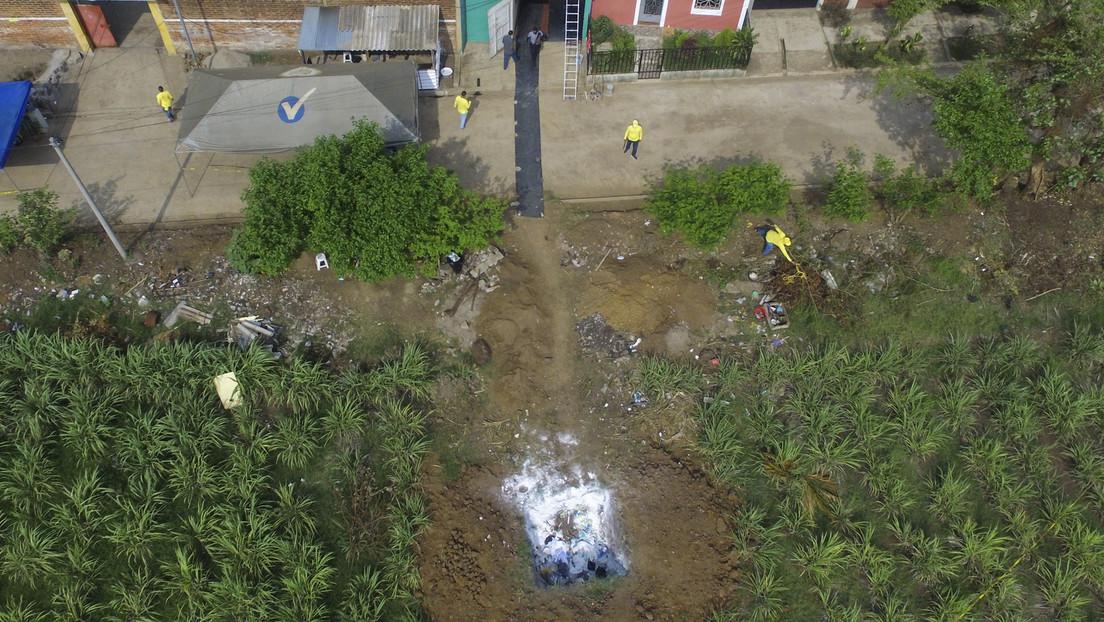 Dutzende Leichen im Hinterhof eines Ex-Polizisten in El Salvador gefunden
