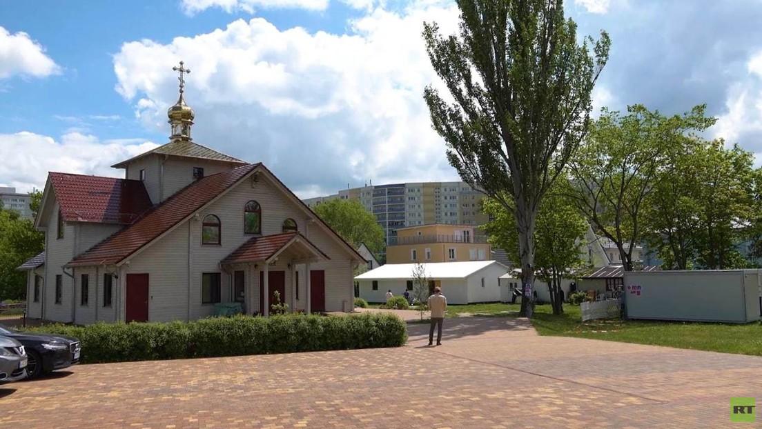 Impf- und Testskepsis unter Russlanddeutschen? – Eröffnung einer Teststation in Berlin-Marzahn