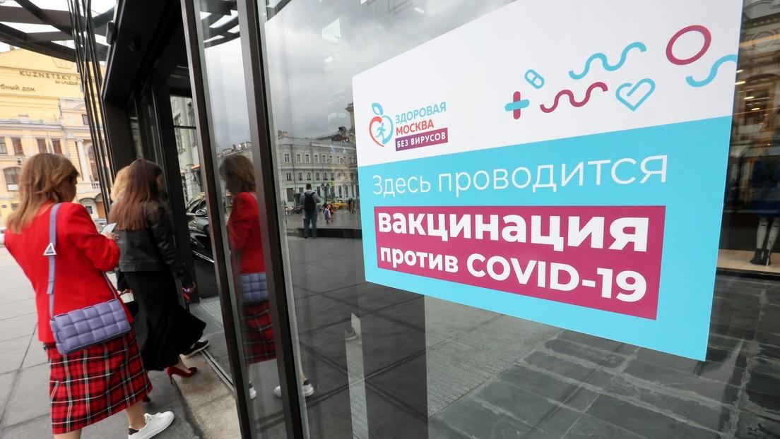 Moskauer Stadtverwaltung besorgt über schleppendes Tempo bei Corona-Impfung