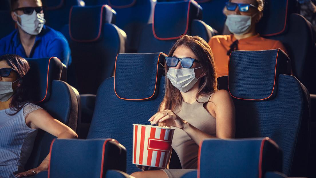 Kino und Freizeitpark nur mit Maske?