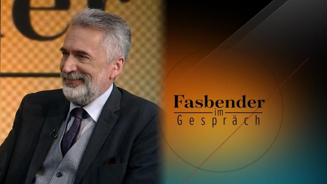 """Fasbender im Gespräch mit Wladislaw Below: """"Eine Kanzlerin Baerbock wird willkommen sein"""""""