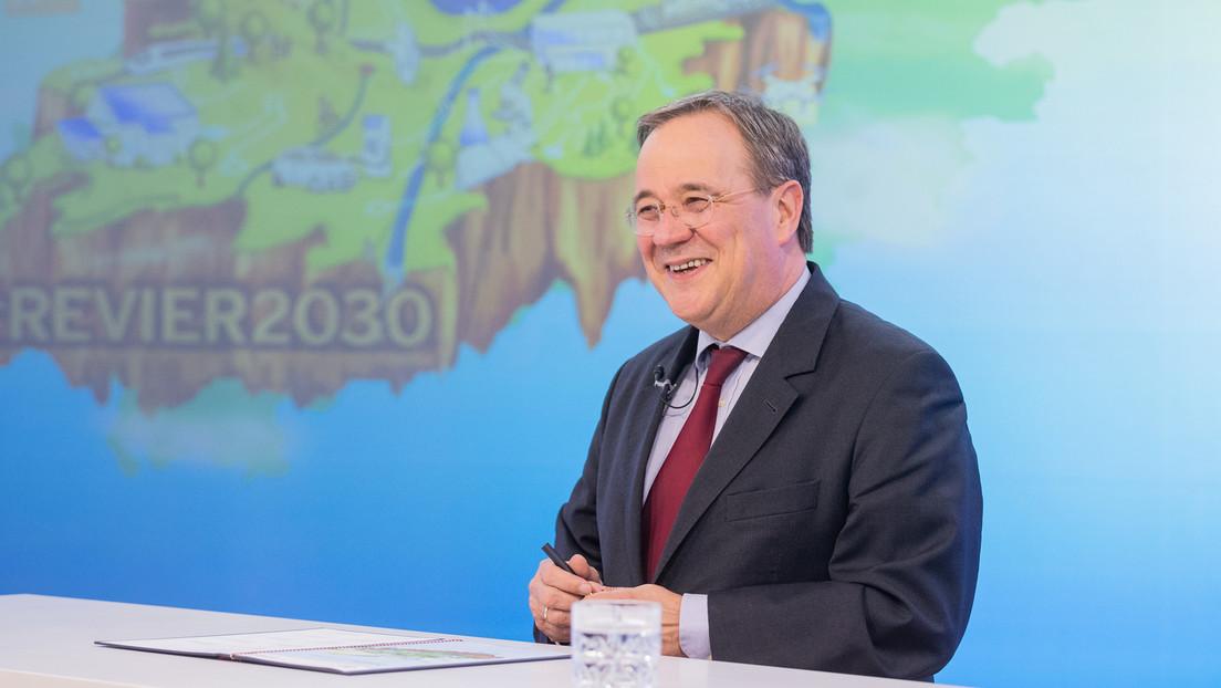 Kein Kampf ums Direktmandat: Armin Laschet drückt sich im eigenen Wahlkreis