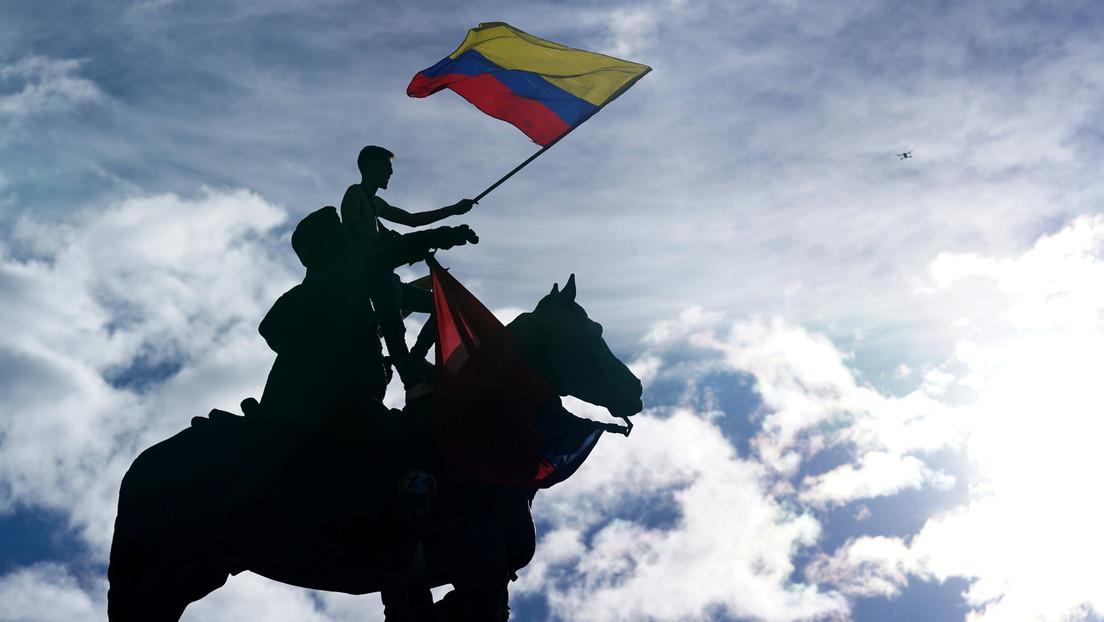 Russische Botschaft in Bogotá weist Vorwürfe wegen Anstachelung zu Gewalt in Kolumbien zurück