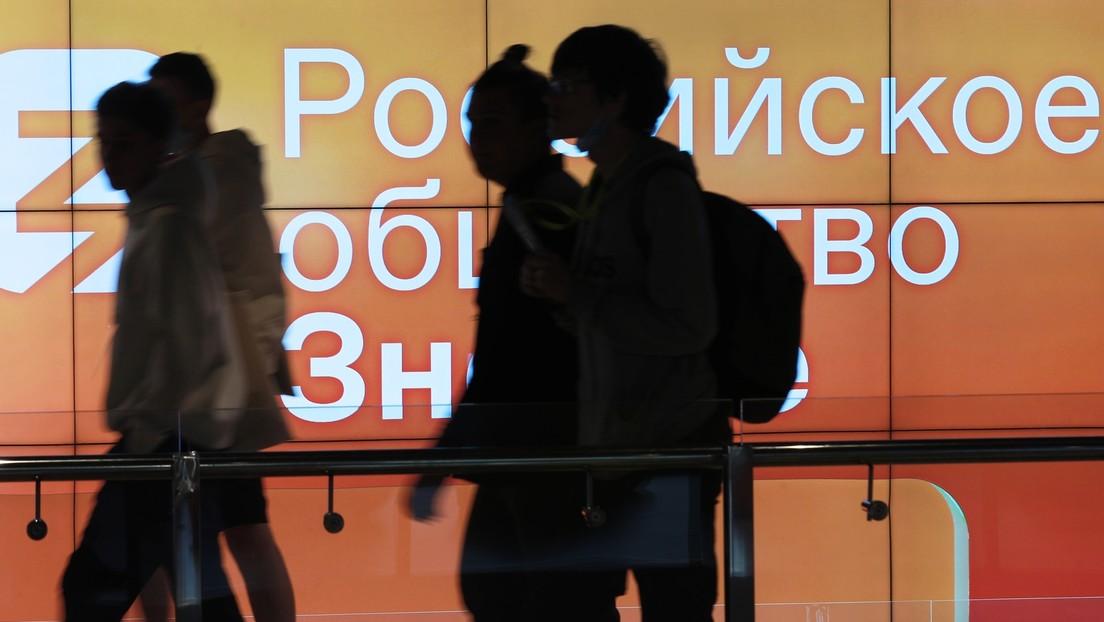 Putins Botschaft: Wissen muss wieder Hauptwert für russische Gesellschaft werden