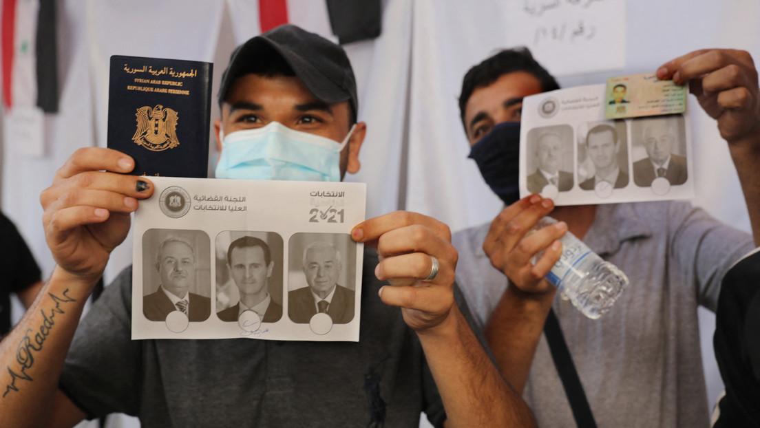 Syrien: Westen verlangt Demokratie und schließt Botschaften, damit Exil-Syrer nicht wählen können