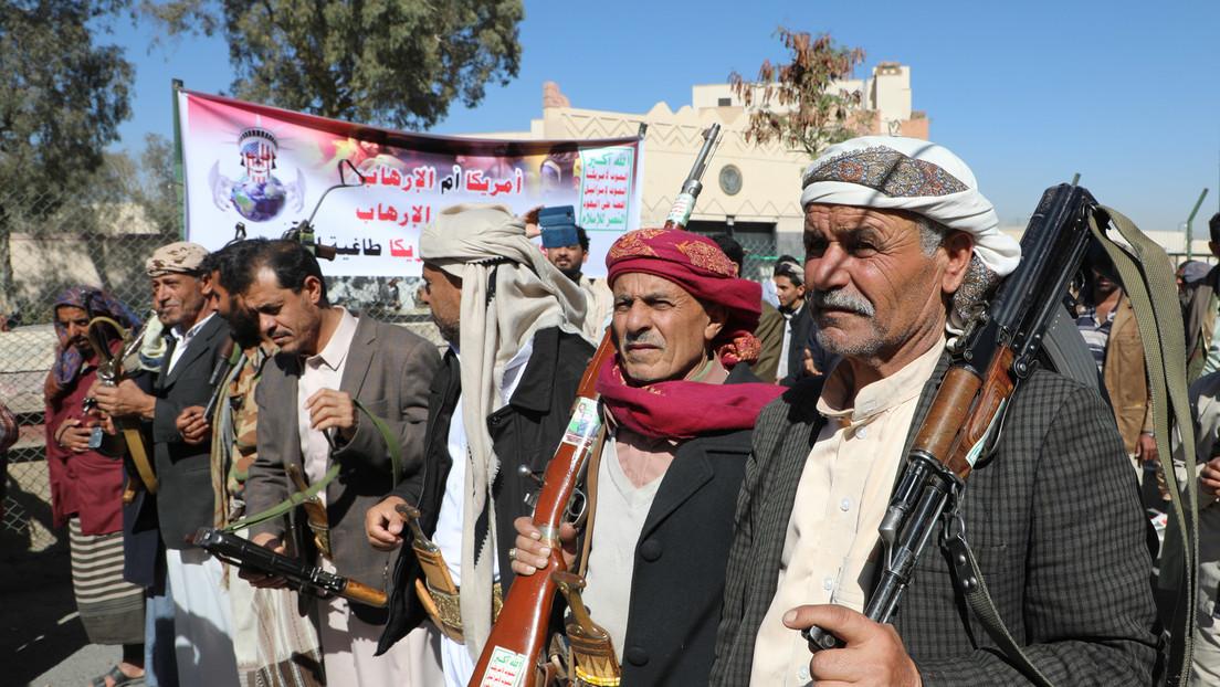 """Nach US-Sanktionen: Huthis drohen """"Aggressorenländern"""" mit """"unerwarteten Angriffen"""""""